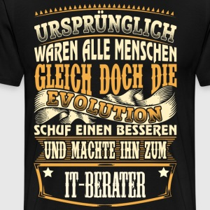 IT-Berater T-Shirts - Männer Premium T-Shirt