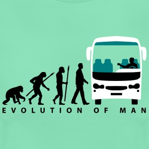evolution_busfahrer_122013_a_3c T-Shirts - Frauen T-Shirt