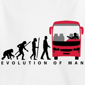 evolution_busfahrer_122013_a_3c T-Shirts - Kinder T-Shirt