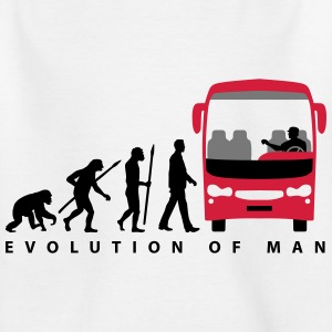 evolution_busfahrer_122013_b_3c T-Shirts - Kinder T-Shirt