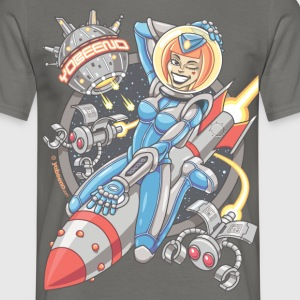 Yobeeno Cosmic Girl - Men's T-Shirt