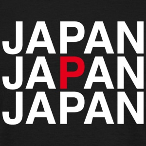 JAPAN - Herre-T-shirt
