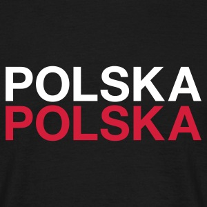 POLOGNE - T-shirt Homme