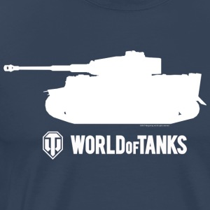 WOT Male T-Shirt - Men's Premium T-Shirt