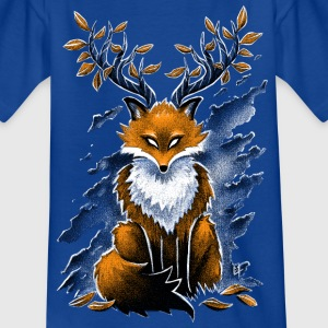 Deer Fox Tee shirts - T-shirt Ado