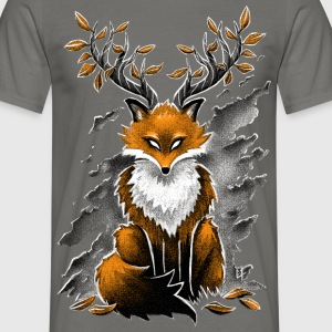 Deer Fox T-Shirts - Men's T-Shirt