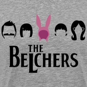 Bob's Burgers The Belchers - Mannen Premium T-shirt