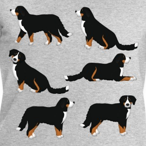 Bernese mountain dog selection Hoodies & Sweatshirts - Men's Sweatshirt by Stanley & Stella