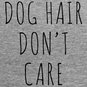 Dog Hair Funny Quote Kasketter & huer - Jersey-Beanie