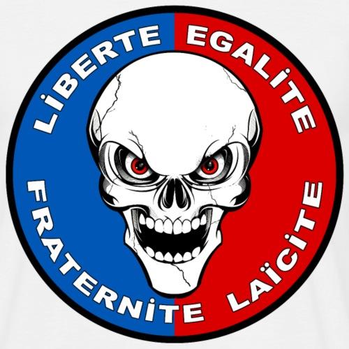 France Skull 04