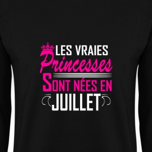 Juillet - Anniversaire - Princess - 2 Hoodies & Sweatshirts - Men's Sweatshirt