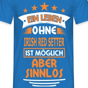 IRISH RED SETTER T-Shirts - Männer T-Shirt