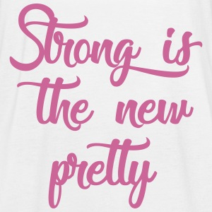 strong is the new pretty Tops - Frauen Tank Top von Bella