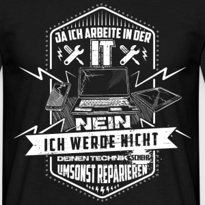 IT - Männer T-Shirt