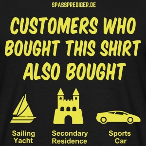 Customers also bought - Männer T-Shirt