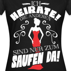 jga T-Shirts - Frauen T-Shirt