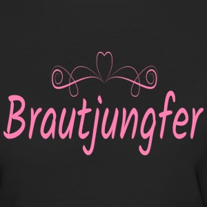 Brautjungfer T-Shirts - Frauen Bio-T-Shirt