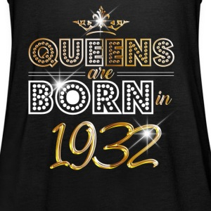 1932 - Birthday - Queen - Gold - EN Tops - Women's Tank Top by Bella