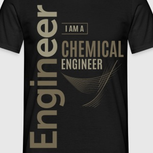 Chemical Engineer - Men's T-Shirt