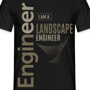 Landscape Engineer - Men's T-Shirt