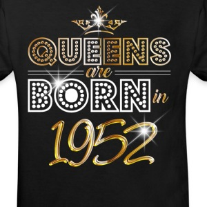 1952 - Birthday - Queen - Gold - EN Tee shirts - T-shirt Bio Enfant