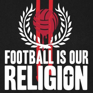 FOOTBALL IS RELIGION Hoodies & Sweatshirts - Unisex Baseball Hoodie