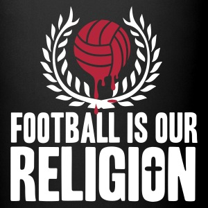 FOOTBALL IS RELIGION Mugs & Drinkware - Full Colour Mug