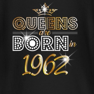 1962 - Birthday - Queen - Gold - EN Baby Long Sleeve Shirts - Baby Long Sleeve T-Shirt