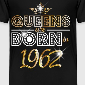 1962 - Birthday - Queen - Gold - EN Tee shirts - T-shirt Premium Enfant