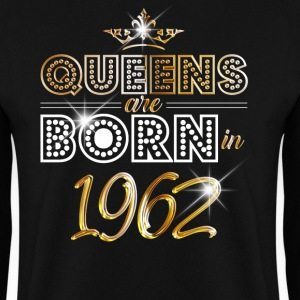 1962 - Birthday - Queen - Gold - EN Sweat-shirts - Sweat-shirt Homme