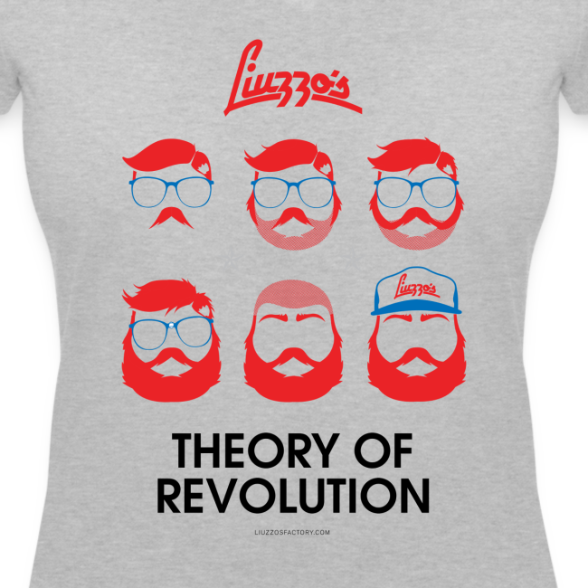 THEORY of REVOLUTION girl