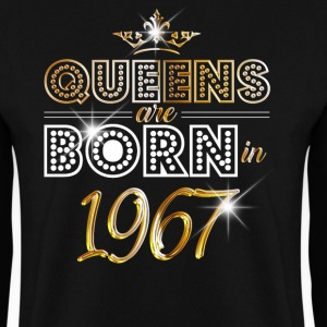 1967 - Birthday - Queen - Gold - EN Bluzy - Bluza męska