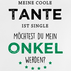 Coole Tante - Onkel Baby T-Shirts - Baby T-Shirt