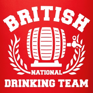 BRITISH DRINKING TEAM Mugs & Drinkware - Full Colour Mug