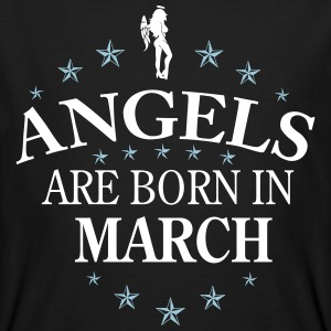 Angels March T-Shirts - Männer Bio-T-Shirt