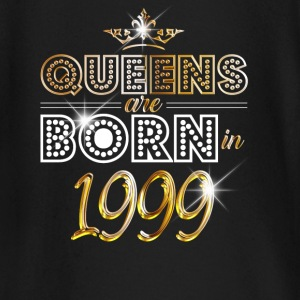 1999 - Birthday - Queen - Gold - EN Baby Long Sleeve Shirts - Baby Long Sleeve T-Shirt