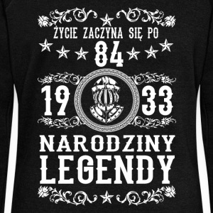 1933 - 84 lat - Legendy - 2017 - PL Sweat-shirts - Pull Femme col bateau de Bella