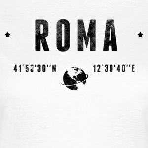 Roma T-Shirts - Frauen T-Shirt