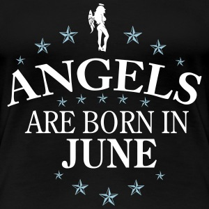 Angels June T-Shirts - Frauen Premium T-Shirt