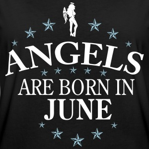 Angels June T-Shirts - Frauen Oversize T-Shirt