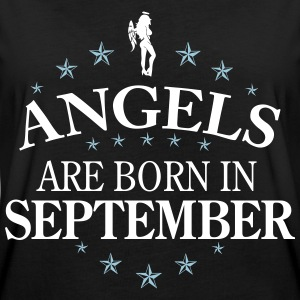 Angels September T-Shirts - Frauen Oversize T-Shirt