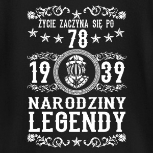 1939 - 78 lat - Legendy - 2017 - PL Baby Long Sleeve Shirts - Baby Long Sleeve T-Shirt