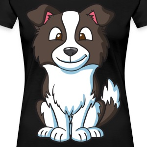 Puppy Dog - Women's Premium T-Shirt