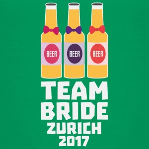 Team Bride Zurich 2017 S3483 Shirts - Teenage Premium T-Shirt