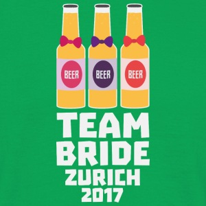Team Bride Zurich 2017 S3483 T-Shirts - Men's T-Shirt