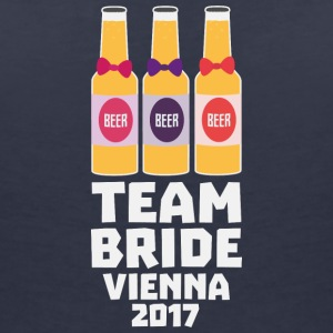 Team Bride Vienna 2017 Sr149 T-Shirts - Women's V-Neck T-Shirt