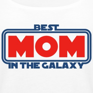 Best Mom in the Galaxy Tops - Frauen Premium Tank Top