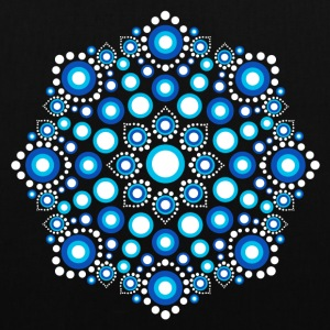 Color Dots, Dot Art, Mandala, Yoga, Meditation Tasker & rygsække - Mulepose