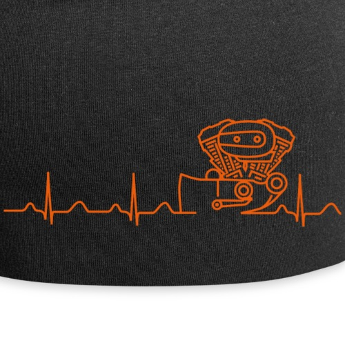 Sportster Heartbeat orange