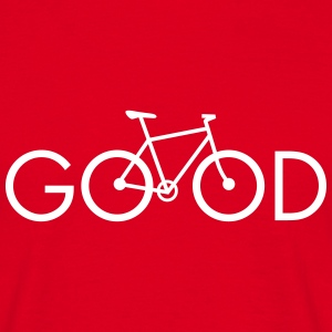 Spread_bike good.ai T-Shirts - Männer T-Shirt
